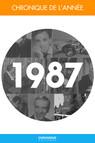 Chronique de l'année 1987