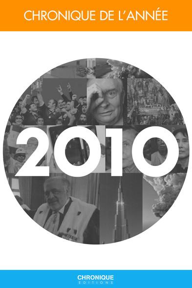 Chronique de l'année 2010