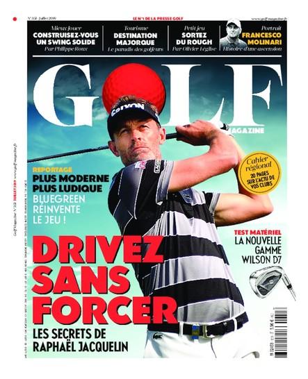 Golf Magazine - Juin 2019