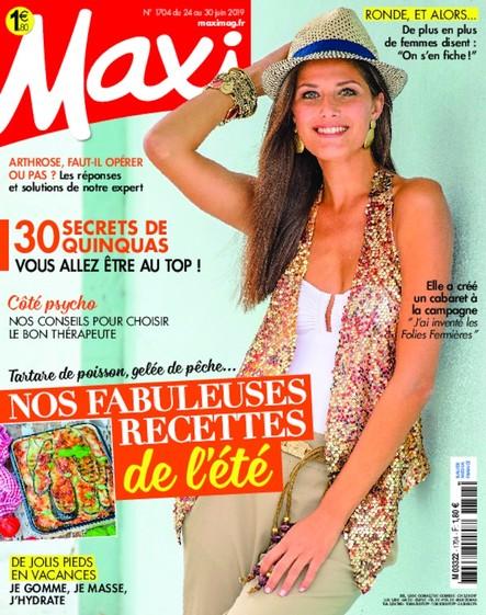 Maxi | Juin 2019 | N°1704