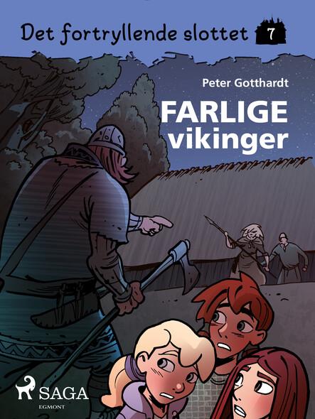 Det fortryllende slottet 7 - Farlige vikinger