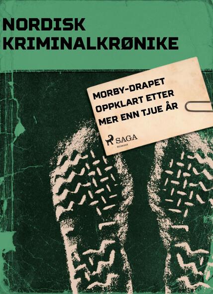 Morby-drapet oppklart etter mer enn tjue år