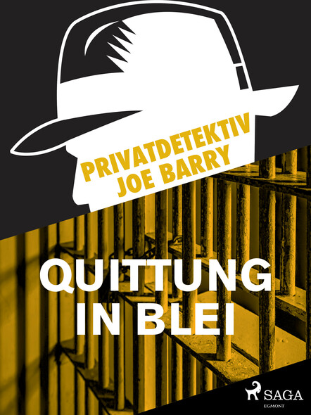 Privatdetektiv Joe Barry - Quittung in Blei