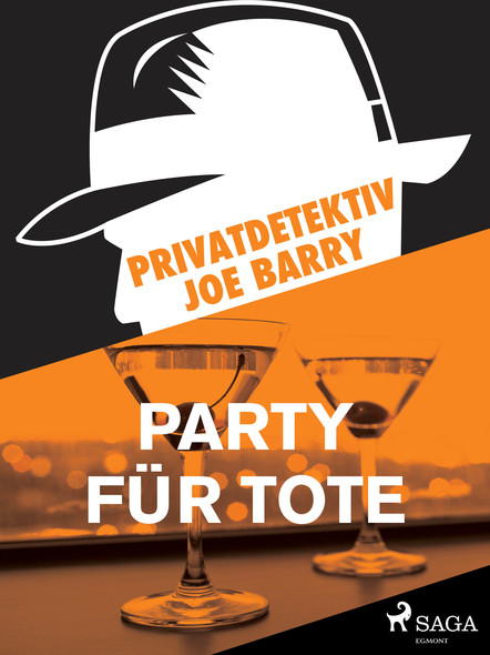 Privatdetektiv Joe Barry - Party für Tote