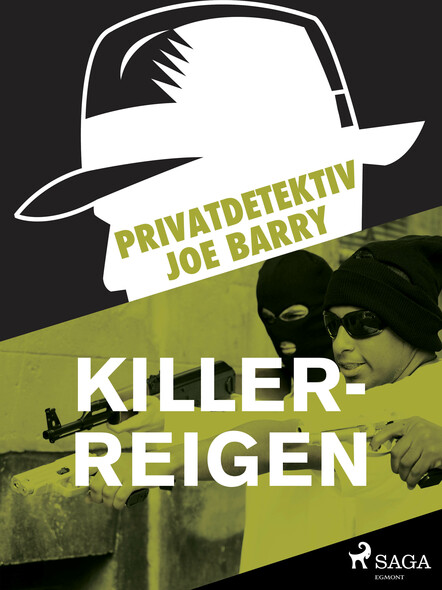Privatdetektiv Joe Barry - Killer-Reigen