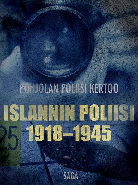 Islannin poliisi 1918–1945