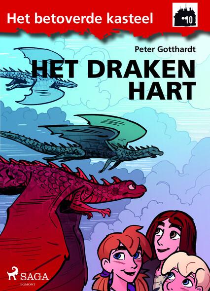 Het betoverde kasteel 10 - Het Draken Hart
