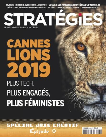 Stratégies N°2001