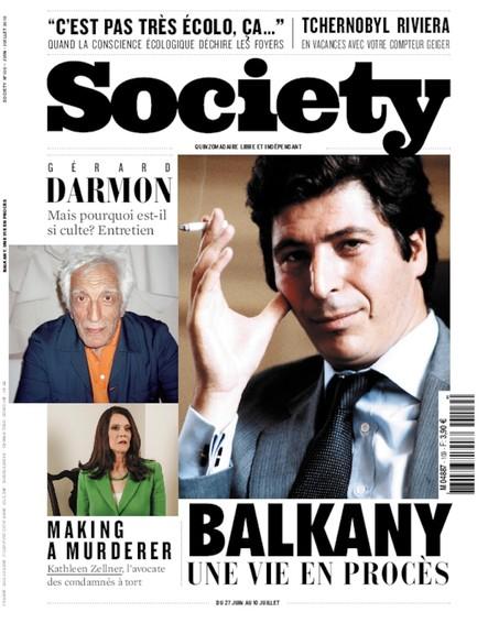 Society - Juin 2019 - N°109