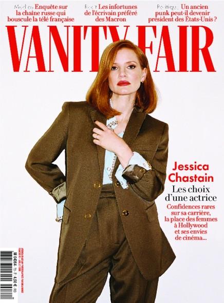 Vanity Fair - Juillet 2019