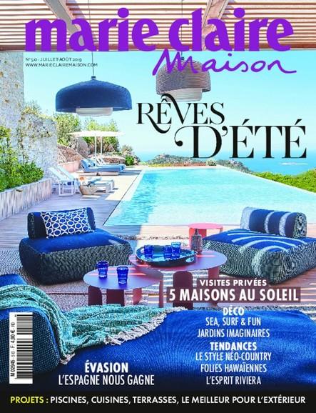 Marie Claire Maison - Juillet/Août 2019