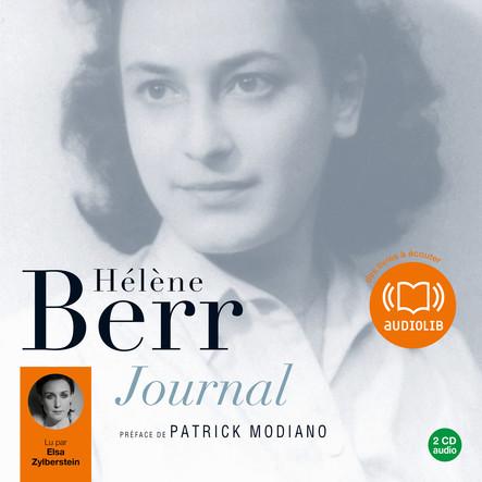 Journal - Hélène Berr : Morceaux choisis, Préface de Patrick Modiano