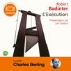 L'exécution : Edition abrégée, avec une présentation inédite lue par l'auteur