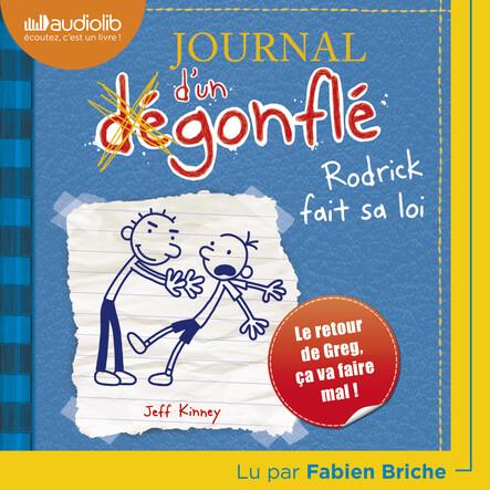 Journal d'un dégonflé 2 - Rodrick fait sa loi