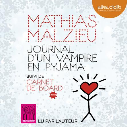 Journal d'un vampire en pyjama : Suivi de Carnet de Board
