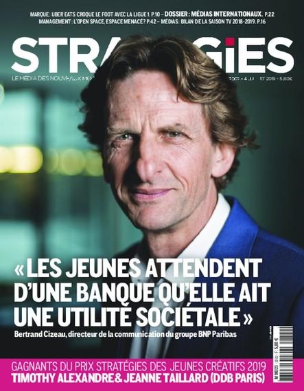 Stratégies N°2002
