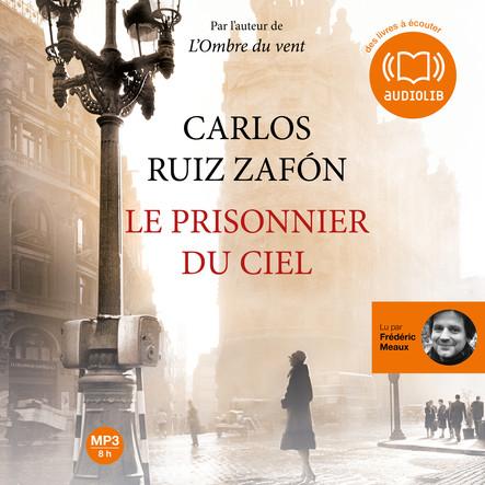 Le prisonnier du ciel : Le Cimetière des Livres oubliés 3