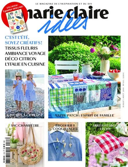 Marie Claire Idées - Juillet/Août 2019