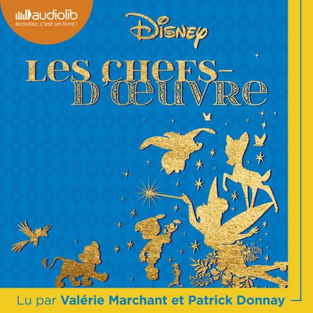 Les Chefs-d'oeuvre Disney