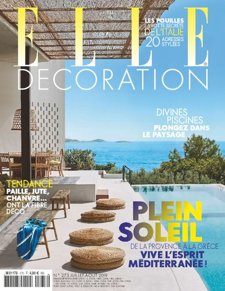 Elle Decoration N°273