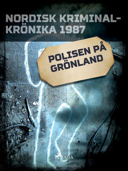 Polisen på Grönland