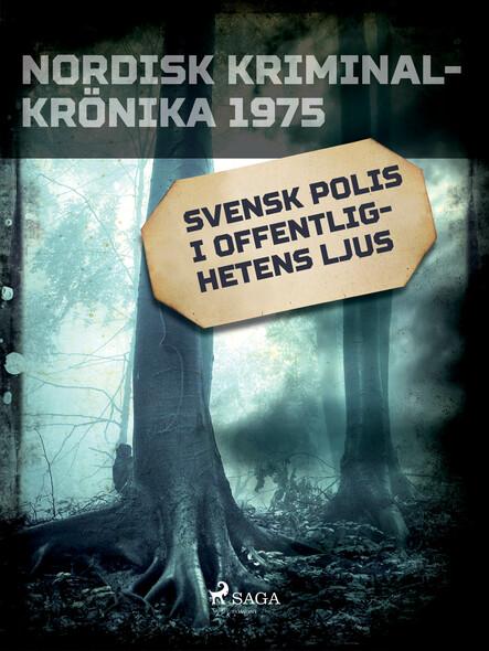 Svensk polis i offentlighetens ljus