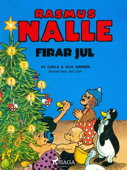 Rasmus Nalle firar jul