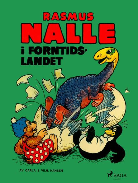 Rasmus Nalle i forntidslandet