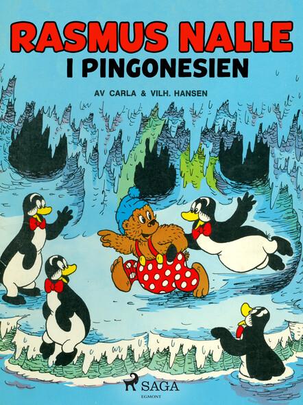 Rasmus Nalle – i Pingonesien