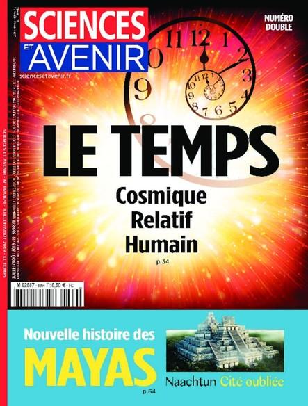 Sciences et Avenir - Juillet/Août 2019
