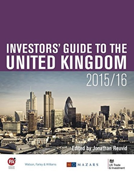 Investors' Guide to the United Kingdom 2015-16