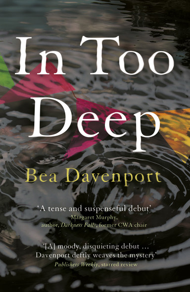In Too Deep: All-consuming crime thriller you won't be able to put down
