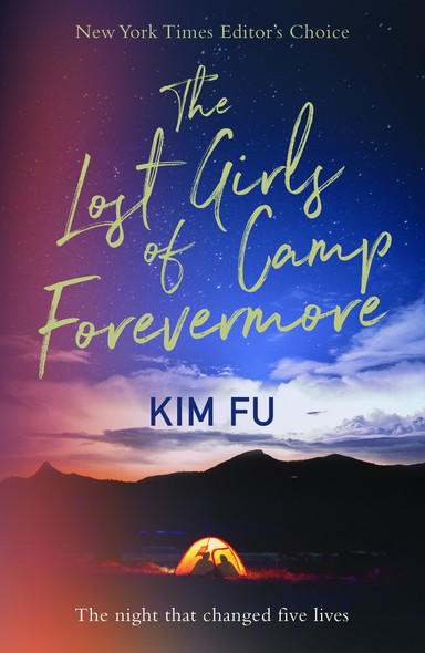 The Lost Girls of Camp Forevermore: Compelling campsite crime thriller