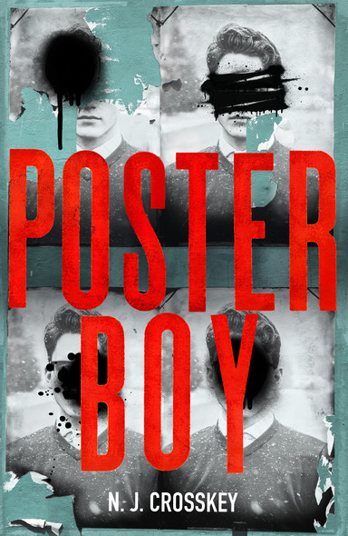 Poster Boy: a searing British dystopia that cuts close to the bone...