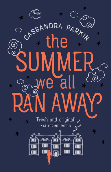 "The Summer We All Ran Away : ""A fascinating tale of the meeting of lost souls..."""