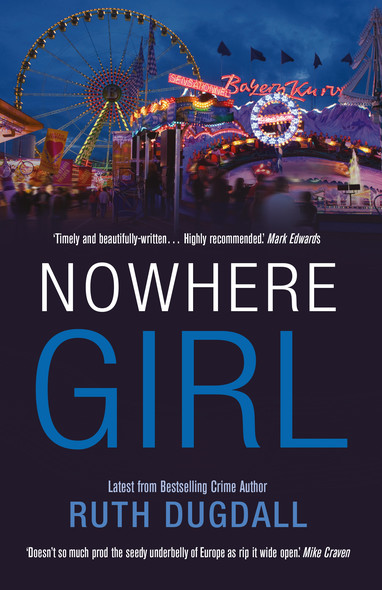 Nowhere Girl : Page-Turning Psychological Thriller Series with Cate Austin