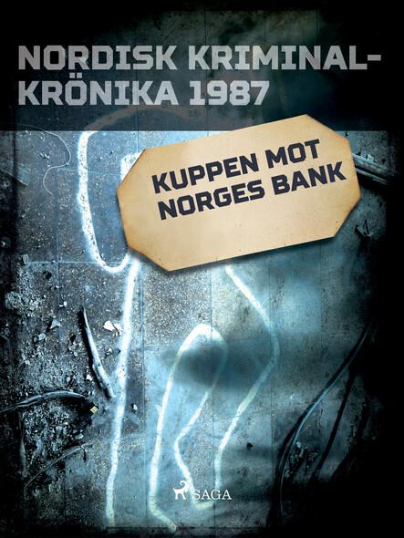 Kuppen mot Norges Bank