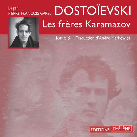 Les frères Karamazov (Tome 3)