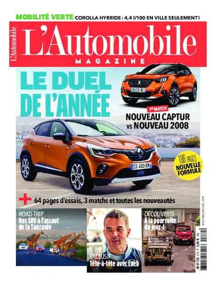 L'Automobile Magazine - Juillet 2019