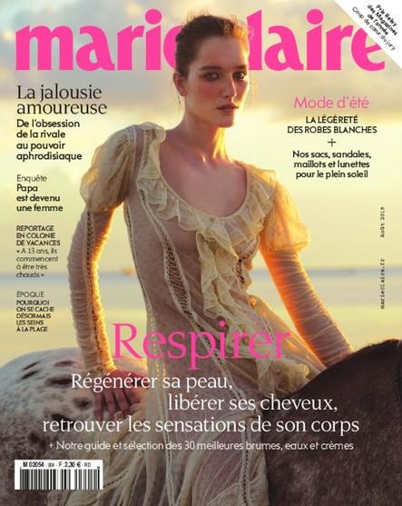 Marie Claire - Août 2019