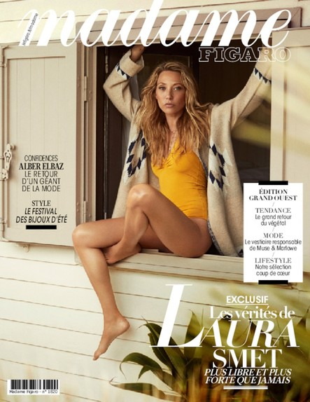 Madame Figaro - Juillet 2019 - N°1820