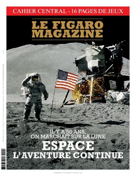 Figaro Magazine : Espace, l'Aventure continue