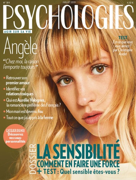 Psychologies Magazine - Juin 2019
