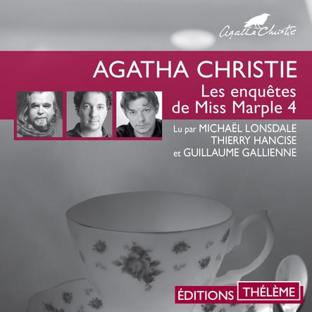 Les enquêtes de Miss Marple 4 : Le seuil ensanglanté - Mort par noyade - Mobile contre occasion