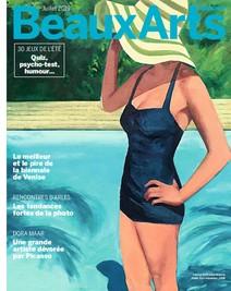 Beaux Arts Magazine - Juillet 2019 |