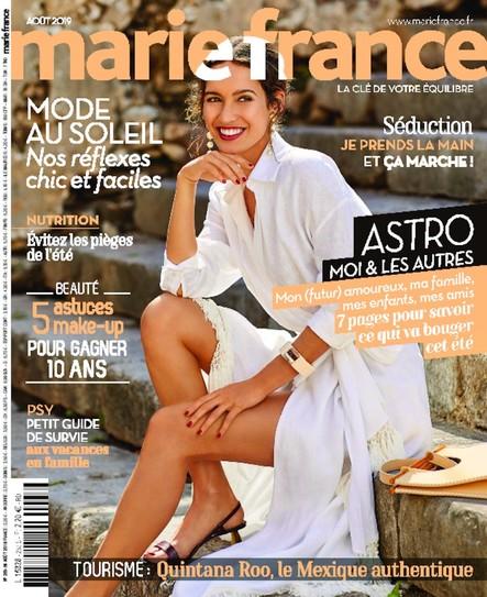 Marie France - Juillet 2019