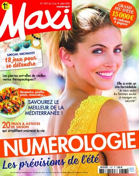 Maxi | Juillet 2019 | N°1707