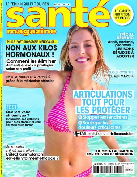 Santé Magazine - Août 2019