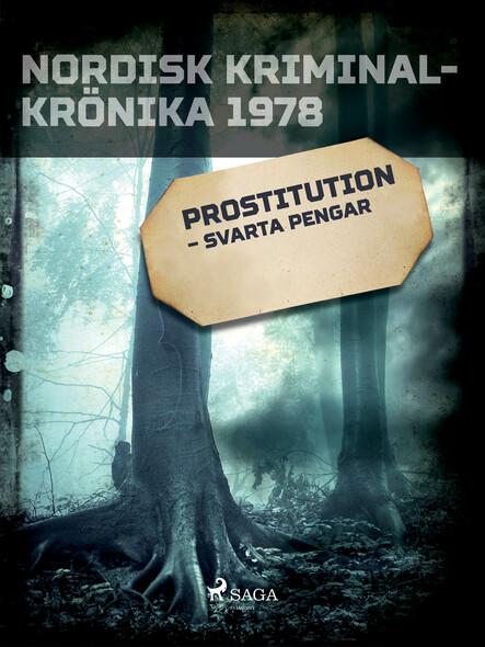Prostitution – svarta pengar