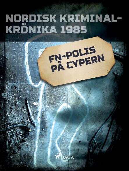 FN-polis på Cypern